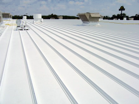 Metal Roofs For Commercial Use Roof Repair Amp Restoration
